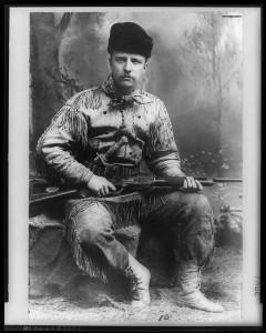 Teddy Roosevelt Buckskins